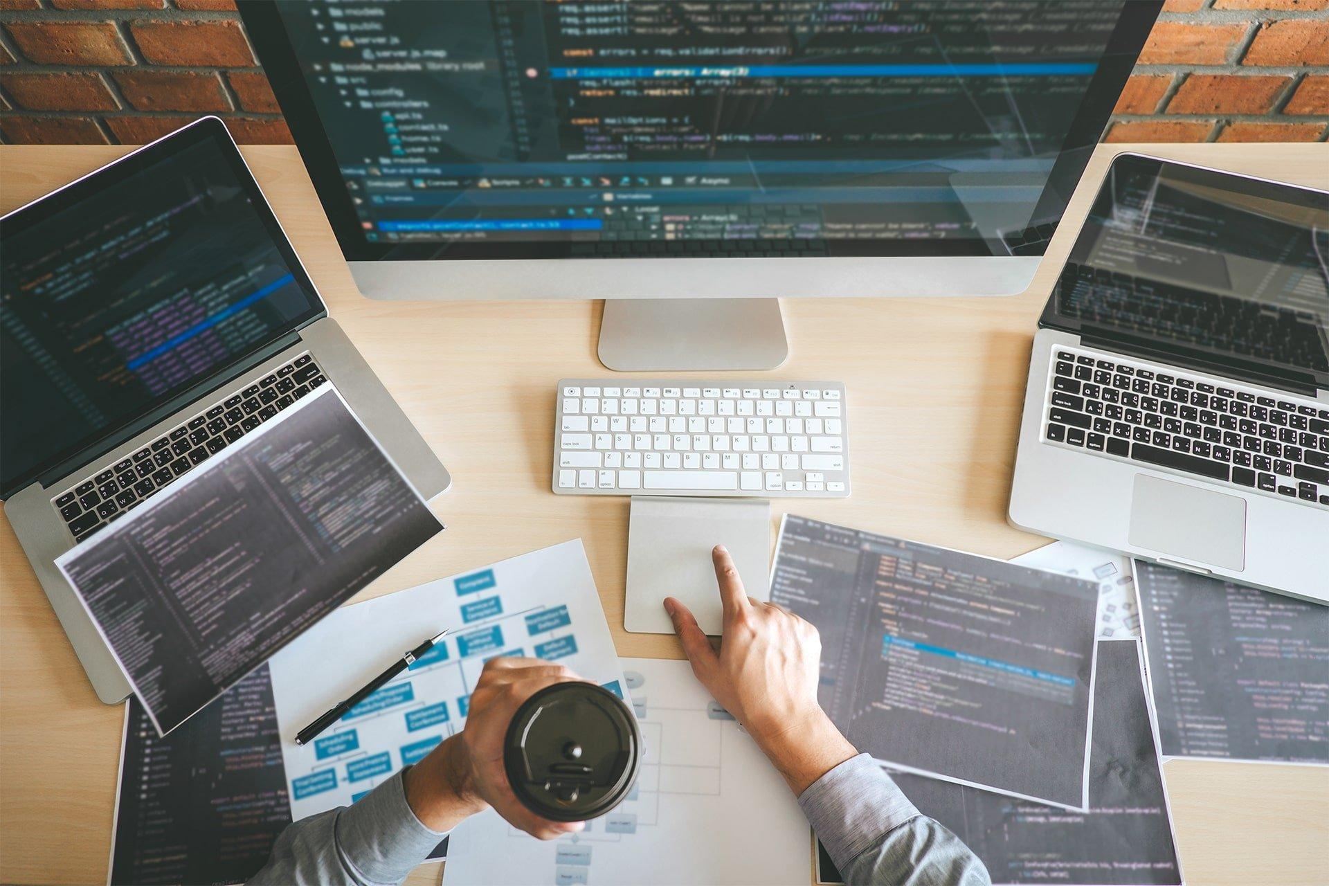 Weboldal/Webshop szolgáltatás